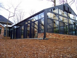 pool and patio enclosures in Kennesaw