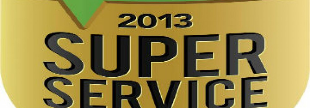DC Enclosures Has Earned a 2013 Angie's List Super Service Award!