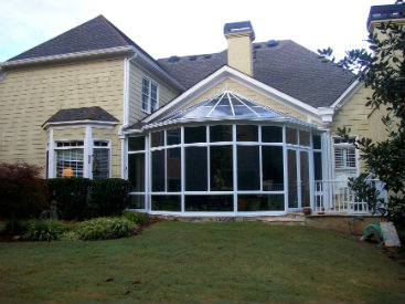 sunrooms in Metro Atlanta