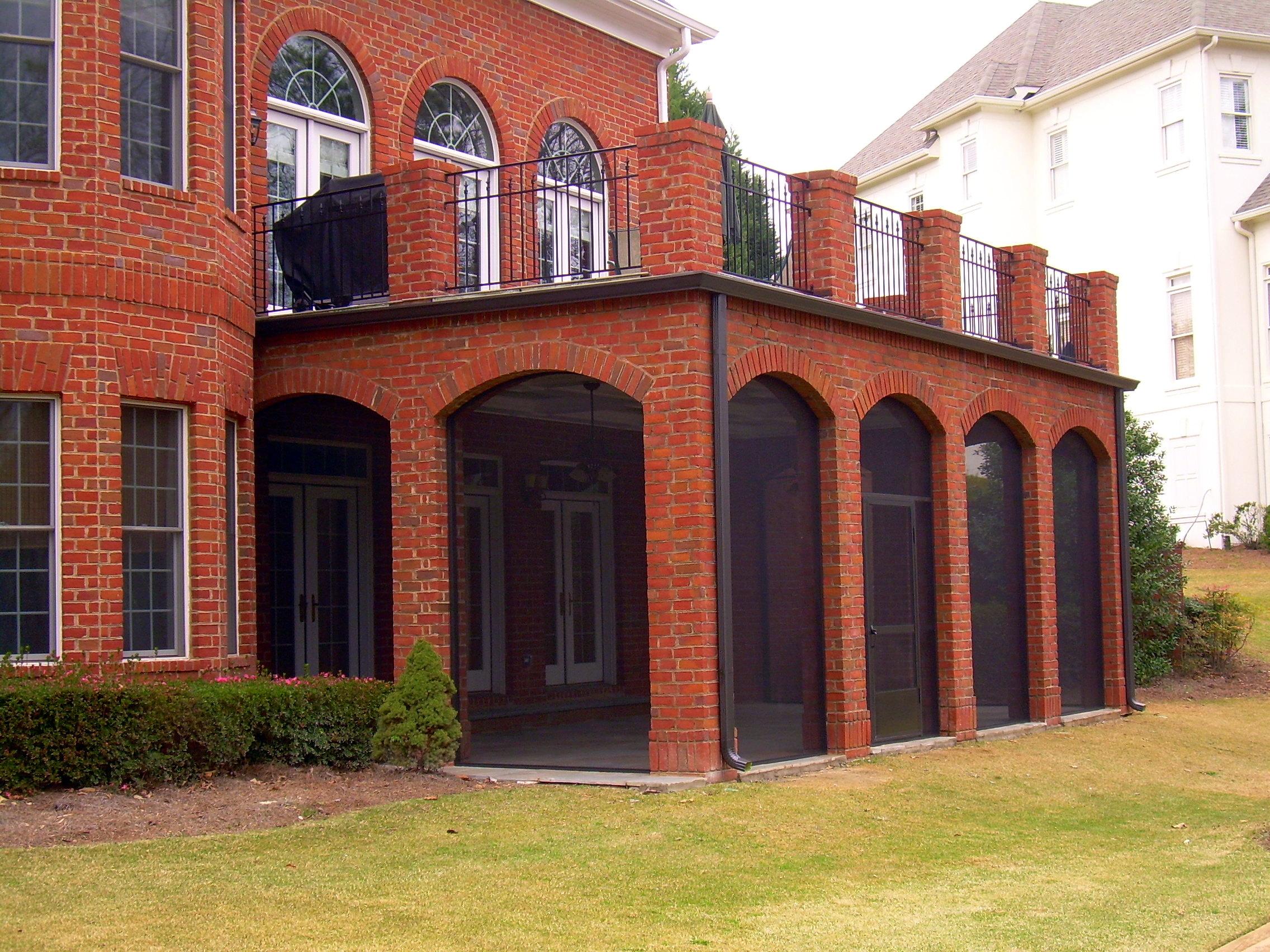 Enclosed Patios Atlanta