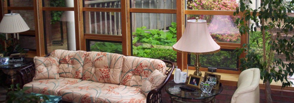 A History of the Sunroom