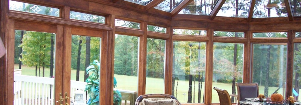 The Four Season Sunroom