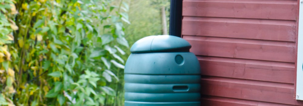 Quick Home Upgrade: Rain Barrels