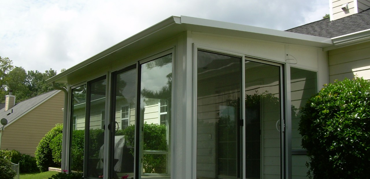 Patio Enclosure- Simplicity