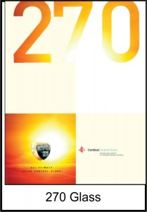 270 Glass Brochure