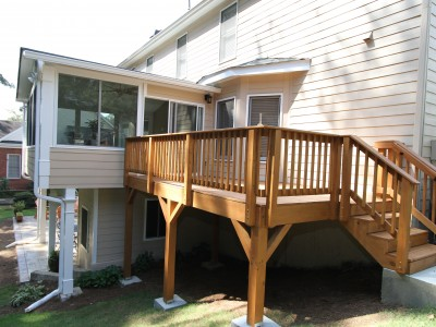 Kennesaw Trademark Gable Patio Enclosure