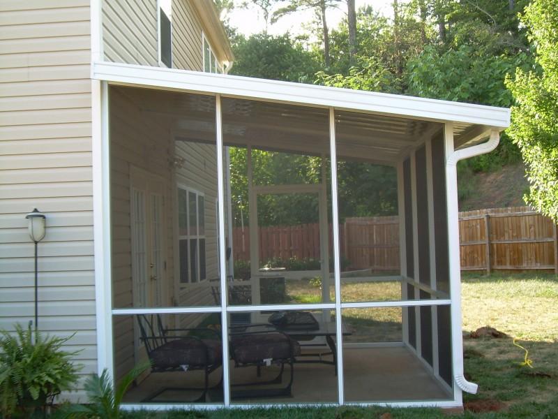 Screen Enclosure- Simplicity