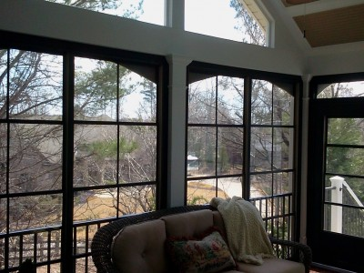 Heritage Point Residence -Trademark Screen Enclosure
