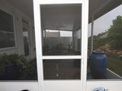 Heritage Point Residence- Simplicty Screen Enclosure