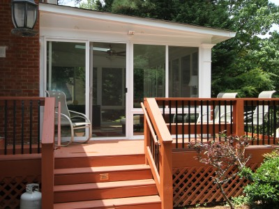 St Ives Residence – Trademark Patio Enclosure